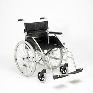 Ultra-light folding wheelchair
